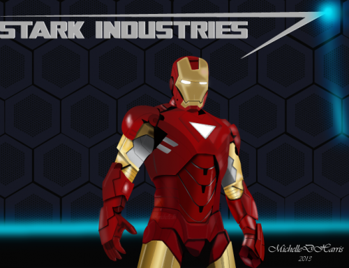 Ironman Art