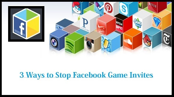 Stop facebook game invites
