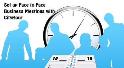 Face to Face Business Meetings with CityHour