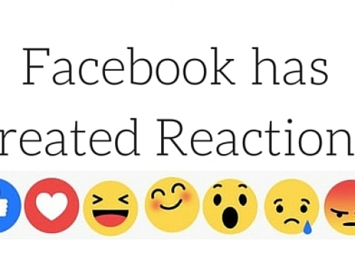 Not a Dislike Button – Facebook has created Reactions