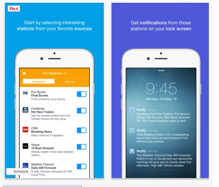 what is notify app