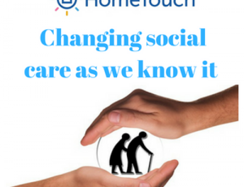 StartUp Home Care Platform Hometouch changing Social Care as we know it