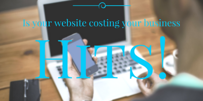 website errors costing your business hits