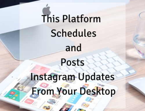 This Platform Actually Schedules and Posts Instagram Updates