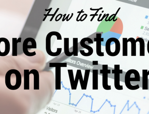 How to find more Customers on Twitter