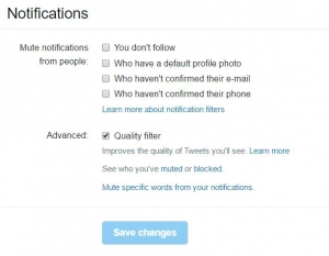 How to Streamline your Twitter Notifications