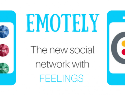 Emotely – the new social network with feelings