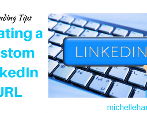 #Branding – Creating a Custom LinkedIn URL