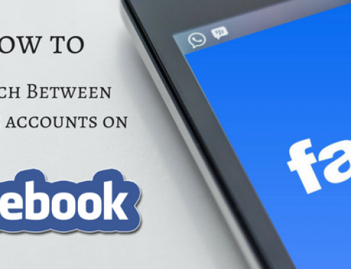 How to Switch Between Two Profile Accounts on Facebook