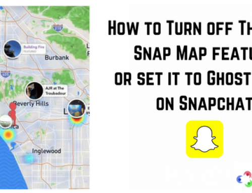 How to Turn off Snap Map or set Ghost Mode on Snapchat