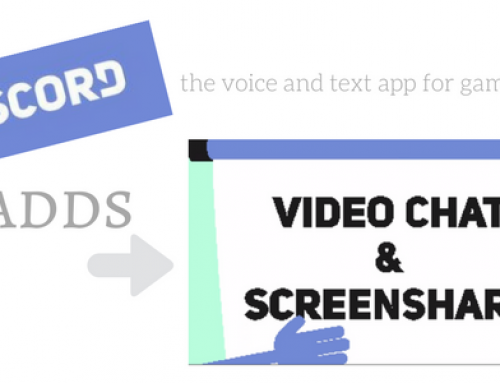 Discord the free voice and text chat – goes video