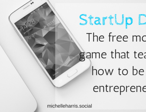 StartUp Dash – the free mobile game that teaches kids how to be an entrepreneur