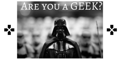 are you a geek