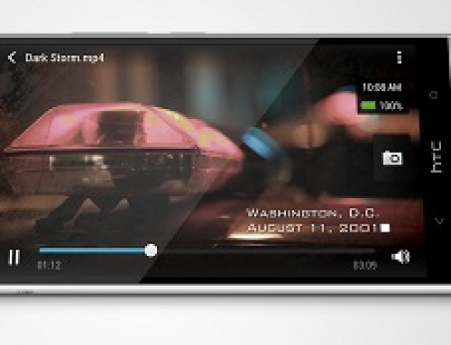 HTC Announces Supersized Smartphone One Max