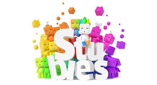 iOS game - The Amazing World of Stubies