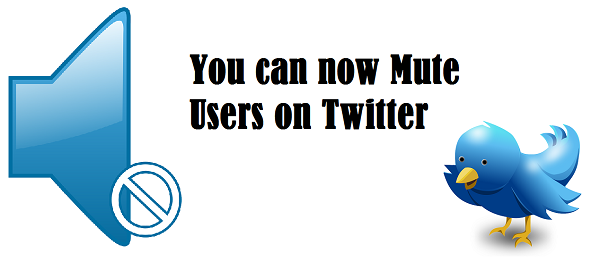 mute users on twitter