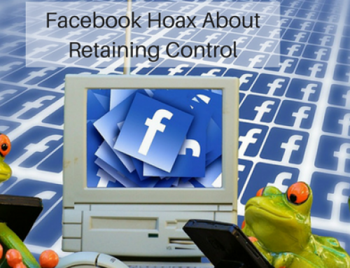 Stop Sharing Hoax Post on Facebook About Retaining Control