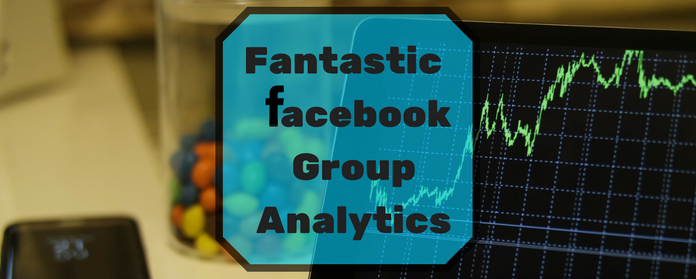 how to get facebook group analytics