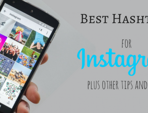 Best hashtags for Instagram and other tips – #infographic