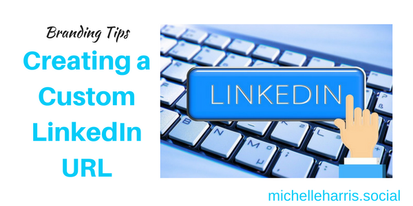 Creating a Custom LinkedIn URL