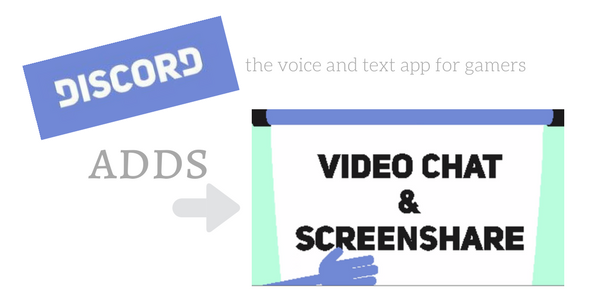 Discord the free voice and text chat - goes video · Michelle