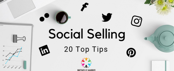 Social Selling - Top Tips