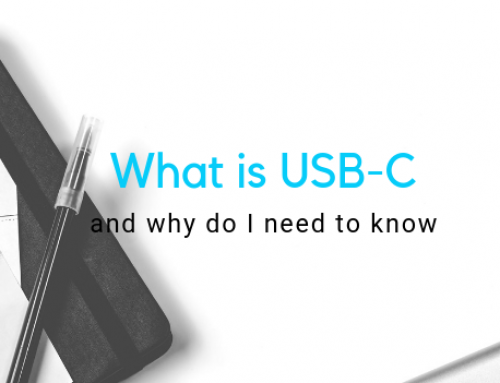 What is the USB-C and why do I need to know.