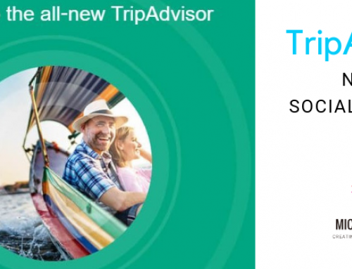New TripAdvisor is a Social Network