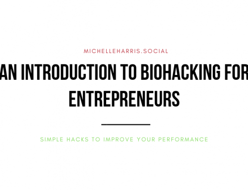 An introduction to Biohacking for Entrepreneurs