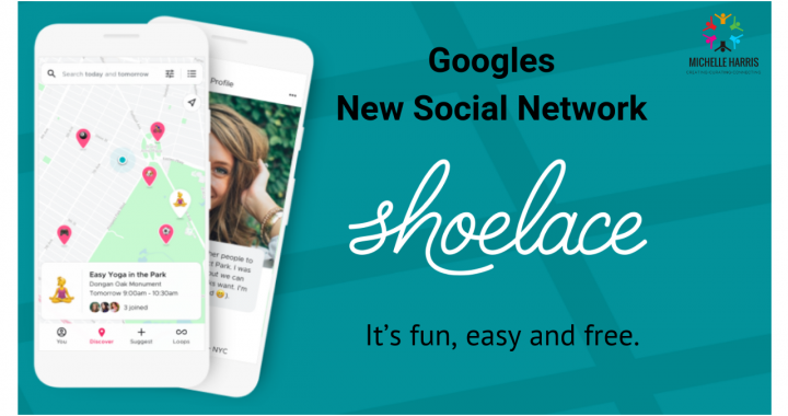 Google has a new Social Network Called Shoelace