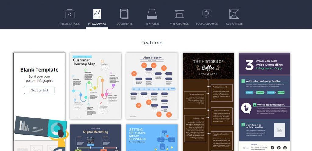The Design and Presentation Tool - Visme