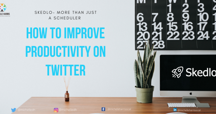 Skedlo – How to improve productivity on Twitter